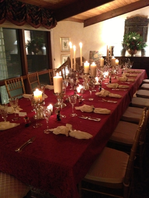 dinner party 1